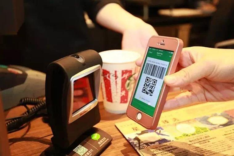 Du khách Trung Quốc có thể quét mã QR để thanh toán